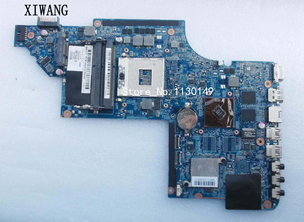 Free shipping,665345-001 for HP DV6 DV6T-6B DV6-6000 Laptop motherboard HM65 DUO U2 -UMA.100% fully tested !!! free shipping 100% tested 665342 001 board for hp dv6 dv6t dv6 6000 dv6 6b dv6 6c laptop motherboard