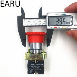 Image 3 - EARU NC interrupteur durgence sans bouton, bouton darrêt champignon rouge, 600V 10A NP2 BE101, 1 pièce, équipement de levage, 22mm