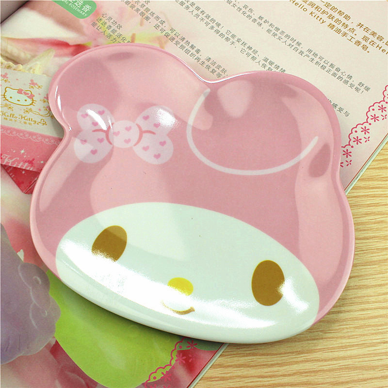 Keythemelife-Cute-Appetizers-Dish-Hello-Kitty-Frog-Star-Shape-Cat-Plate-Dog-Bowl-Cake-Display-Dish (4)