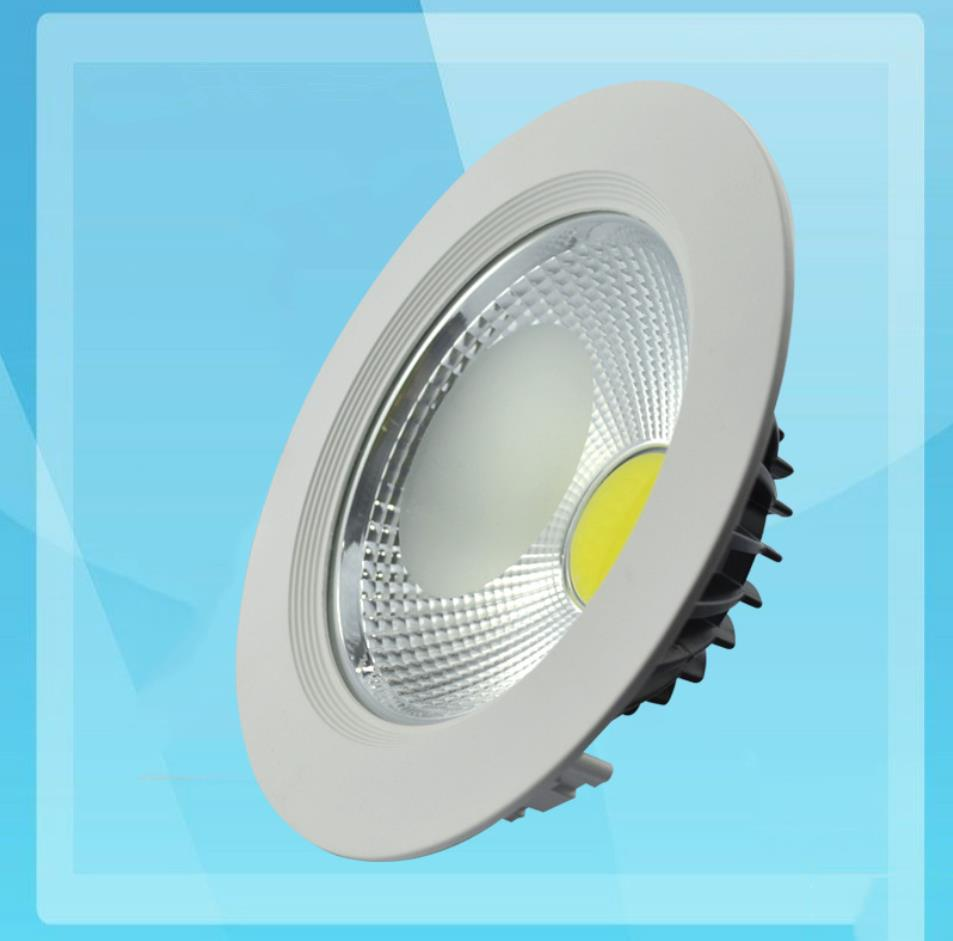 Newest LED Downlight COB 18W Spot Light Ceiling Recessed Lamp Home ...