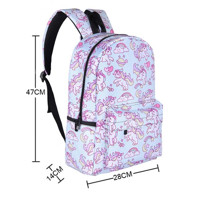 Dragon Ball Z SON GOKU Vegeta Pokemon Backpack For Children