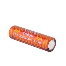 18pcs/lot TrustFire IMR 18650 3.7V 3000mAh 35A 11.1Wh High-Rate Li-ion Rechargeable Battery For E-cigarette Flashlight Batteries стоимость