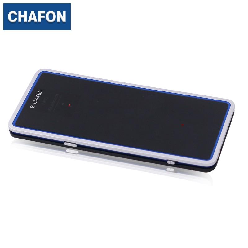 865 ~ 868 MHz USB 1 M rfid bluetooth lecteur écrivain soutien ci-dessus Android 4.0 téléphone pour la gestion des stocks