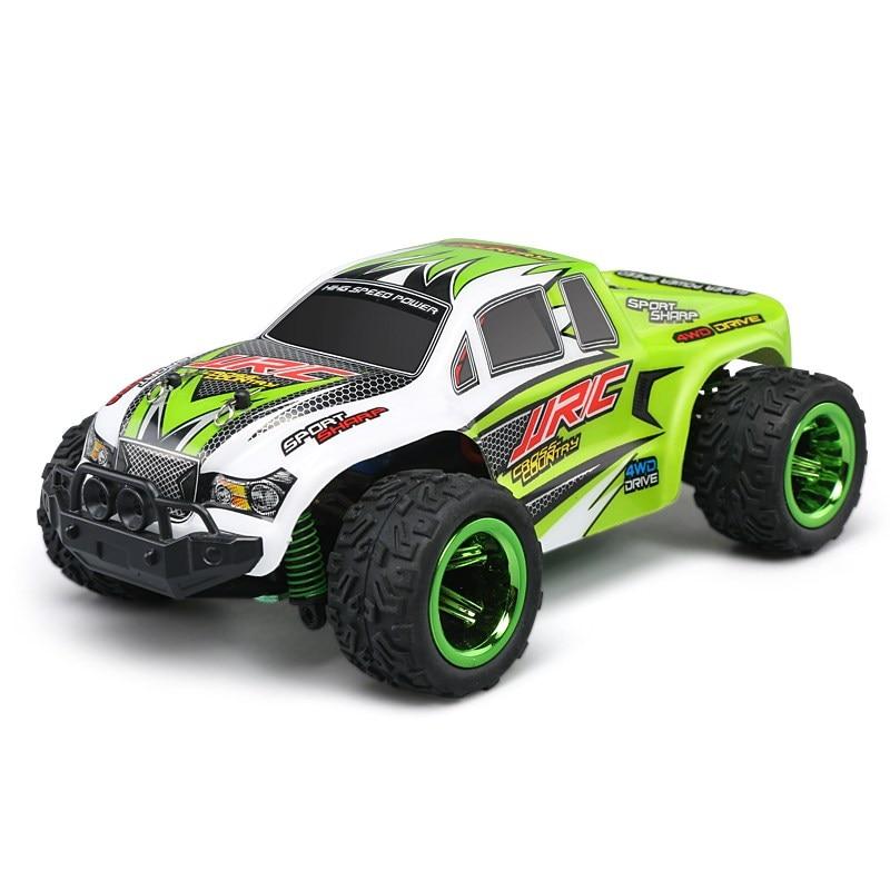 цена на JJRC Q35 2.4G R/C 4WD 1/26 30+km/h Monster Truck RC Toy