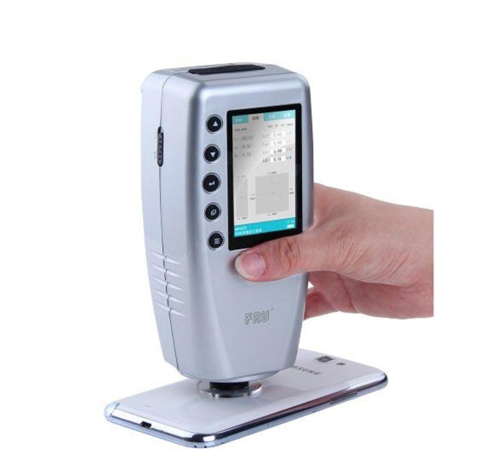 professional Color Space CIELAB digital Precise Colorimeter, Color Difference Meter Tester professional customized precise