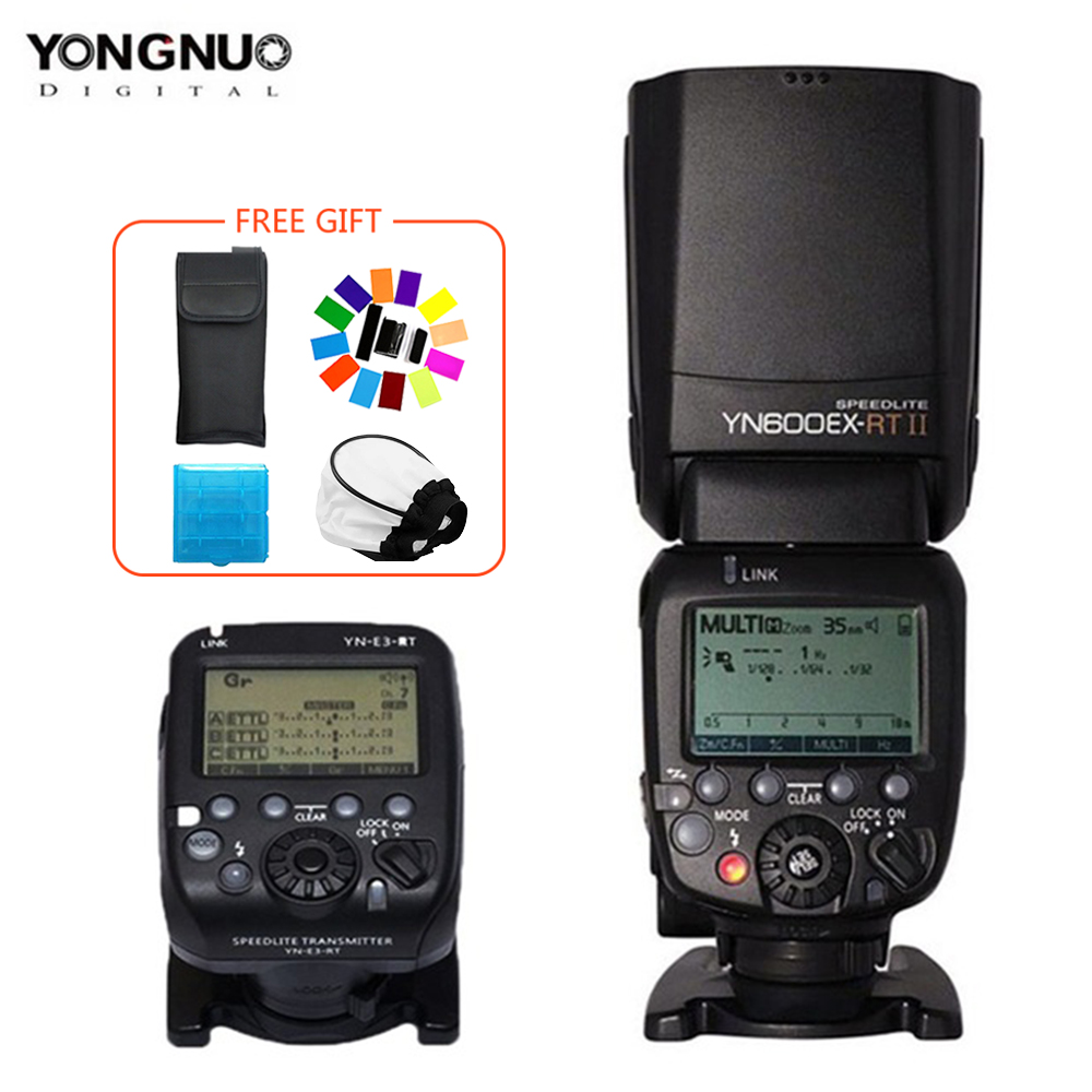 <font><b>YONGNUO</b></font> YN600EX-<font><b>RT</b></font> 2.4G Wireless HSS 1/8000s Master Flash <font><b>Speedlite</b></font> for Canon Camera as <font><b>600EX</b></font>-<font><b>RT</b></font> YN600EX <font><b>RT</b></font>+<font><b>YN</b></font>-E3-<font><b>RT</b></font>+Softbox Box image