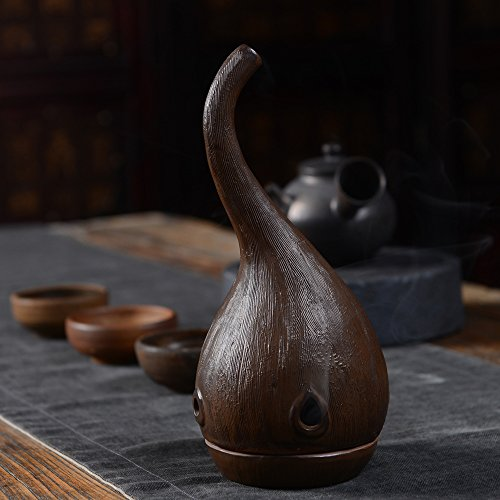 Chinese Traditional Incense Holder Aroma Scent Burner Sculpture Figurine
