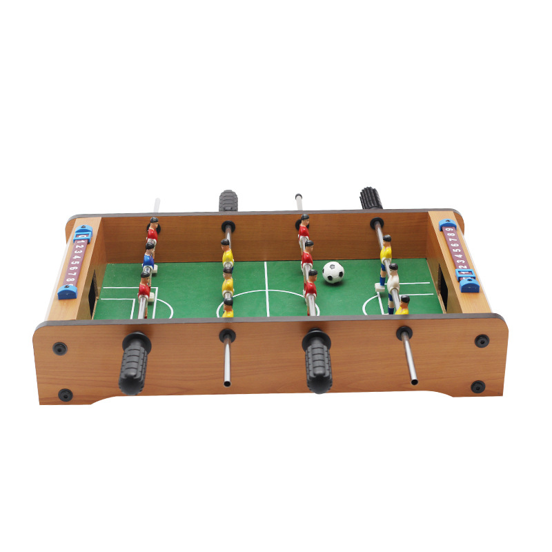 Parent child game foosball sports and leisure toys Desktop double font b football b font