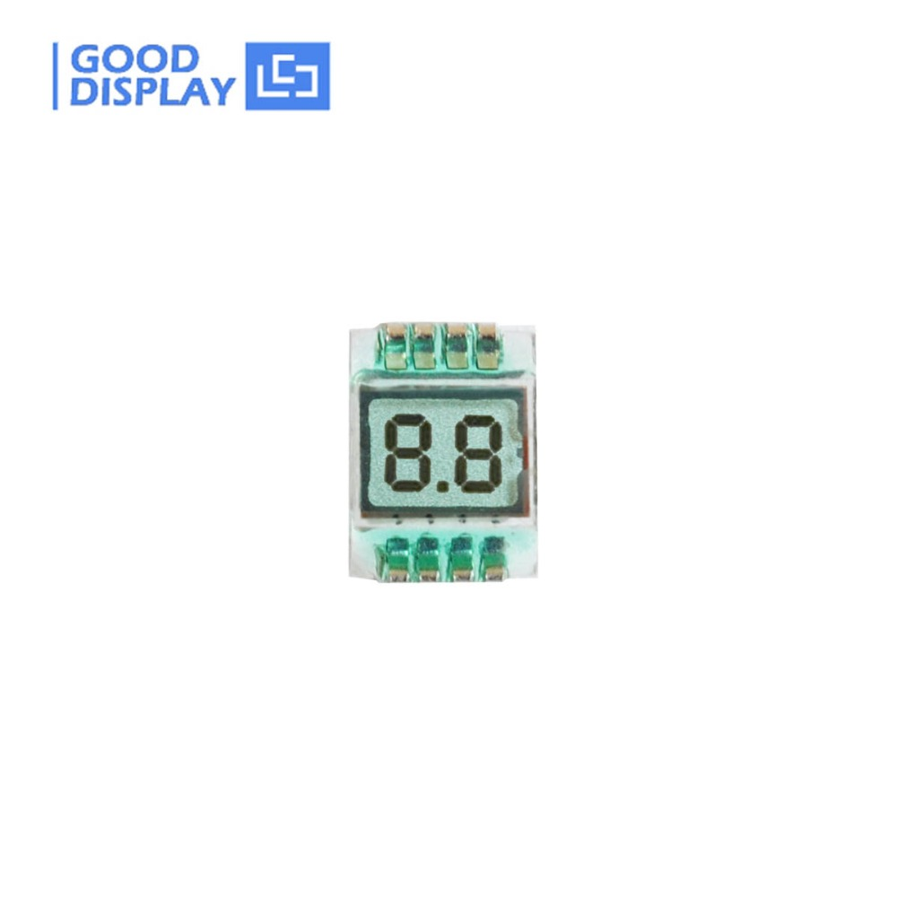 2 Digit Small LCD Panel