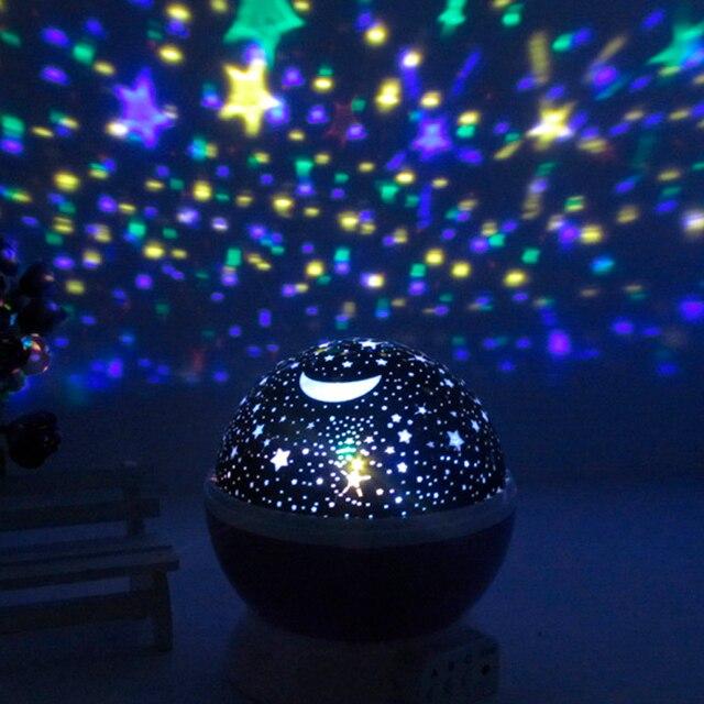 LED Ster Verlichting Lamp Kleur Veranderende Romantische Kamer ...