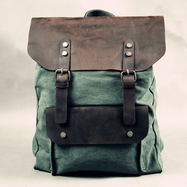 Old fashion school bag 35