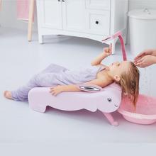 Детский шампунь стул детский шампунь артефакт детское водонепроницаемое кресло для мытья головы шампунь откидной большой