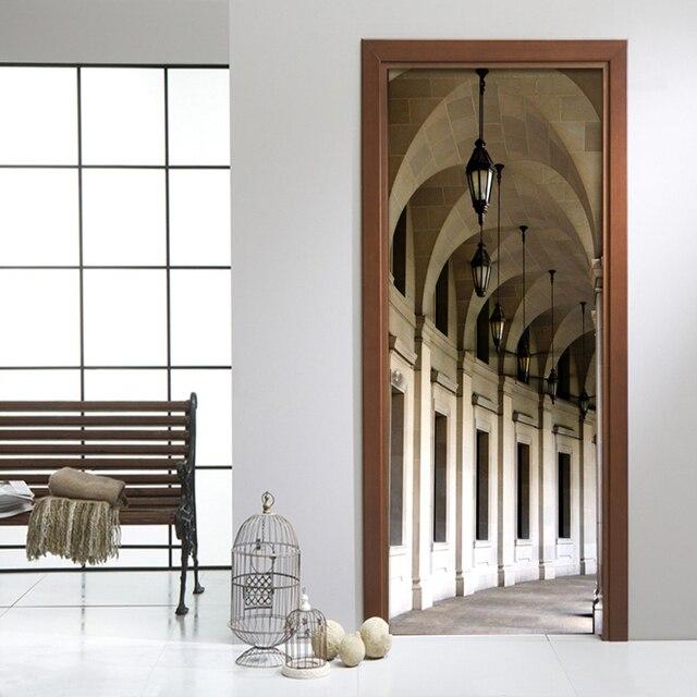 Wohnzimmer Tür, europäischen stil kirche foto tapete raum expansion kreative hotel, Design ideen