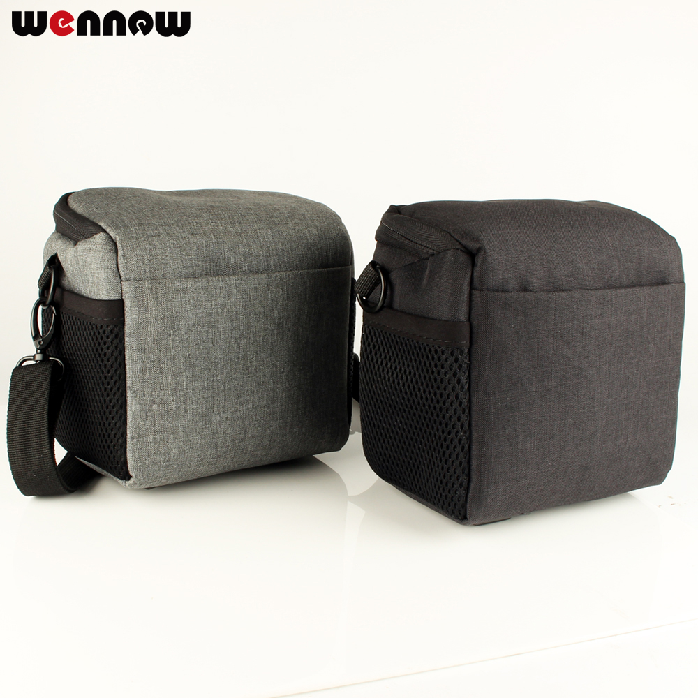wennew Shoulder Camera Bag Case for <font><b>Panasonic</b></font> <font><b>Lumix</b></font> <font><b>LX100</b></font> LX10 LX15 LX100M2 ZS220 GX8 GX7 GF10 GF9 GF8 GF7 FZ300GKK FZ80 ZS200 image