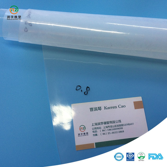 10meters/roll 0.1/0.2/0.3/0.5/0.8/1mm Silicone Rubber Film Transparent Silicone Rubber Sheet Clear Rubber Cover Rolls холодильник daewoo rnv 3310wch