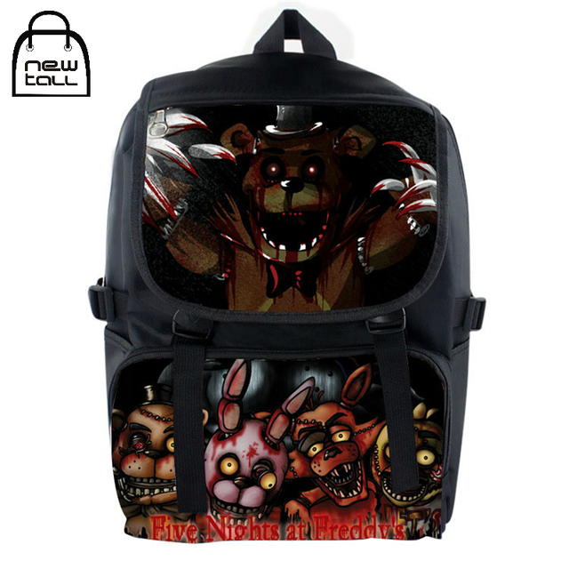 Newtall 2018 Game Five Nights At Freddys Characters Fnaf Shoulder