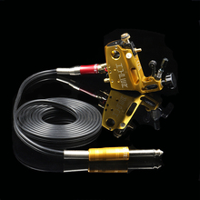 Recommend Top Quality RCA Tattoo Clip Black Rubber Silicone Cord For Tattoo Power Supply Tattoo Machine