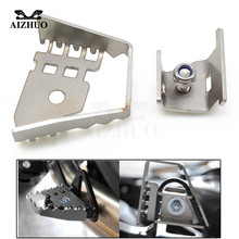 for BMW F800GS F700GS F650GS R1150GS R1200GS LC R 1150 Motorcycle Rear Foot Brake Lever Peg Pad Extension Enlarge Extender