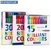 STAEDTLER Triplus Fineliner Pens 0 3mm Marker Metal Clad Tip Color Line Pen Needle Pen Gel