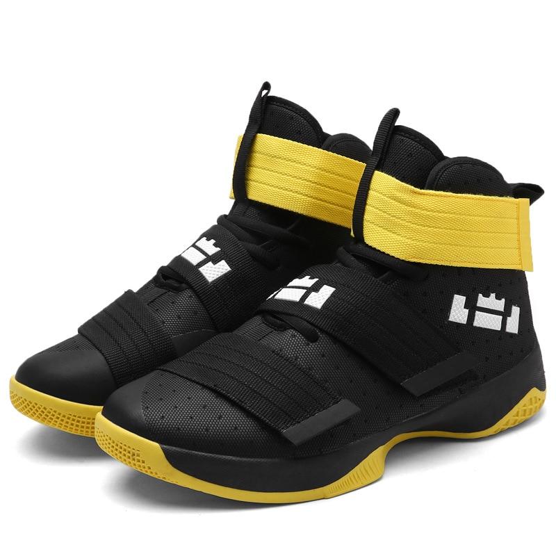 2018 Air Mesh Respirant Hommes Chaussures De Mode Tendance de Basket-Ball Chaussures de Marche Occasionnels Hommes Sneakers Non-slip Tenis Masculino Adulto