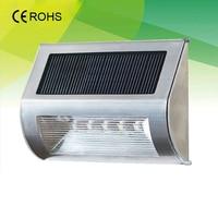 LED Solar Lamp Power Outdoor IP54 Waterproof Energy Saving Wall Light Street Home Garden Security Light