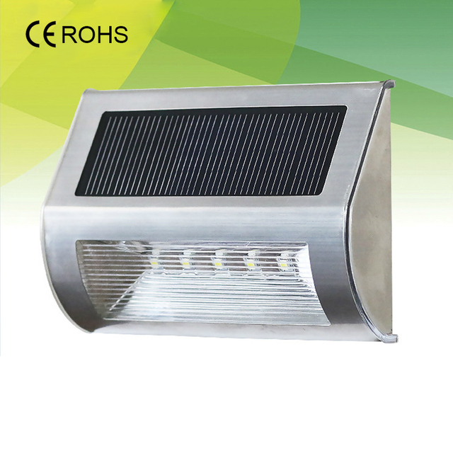 Led solar lamp power outdoor ip54 waterproof energy saving wall led solar lamp power outdoor ip54 waterproof energy saving wall light street home garden security light aloadofball Image collections