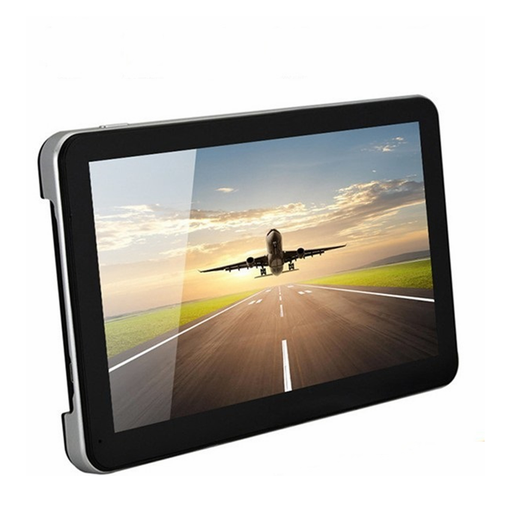 7 inch gps navigation 800M CPU FM Transmitter Sat Nav Car Navigator bundle latest free maps