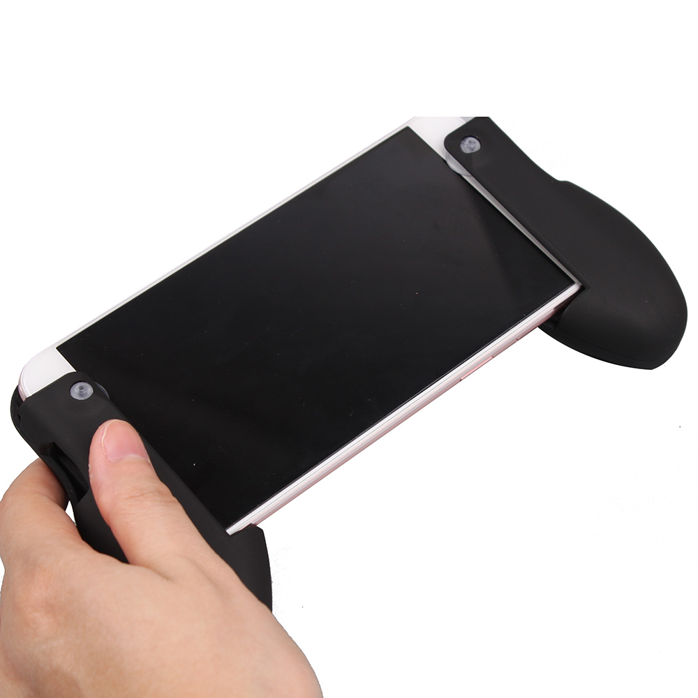 Smart Phone Tablet Hand Shank Holder Handle Grip for Android IOS System Tablet for Drone Quadcopter