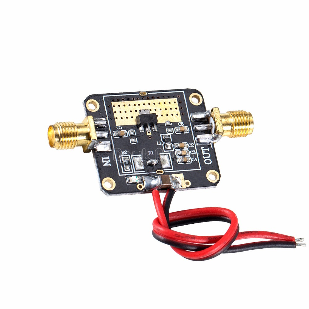 Radio Frequency Amplifier Hmc580 Rf Power Module 22db Gain Ip3 Output 37 Dbm In Circuits From Consumer Electronics On Alibaba Group