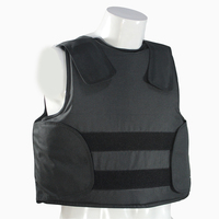 NIJ IIIA Police Body Armor 9mm 44 magnum CONCEALABLE Soft BULLETPROOF VEST by DHL FREE Shipping Bullet protection Jacket