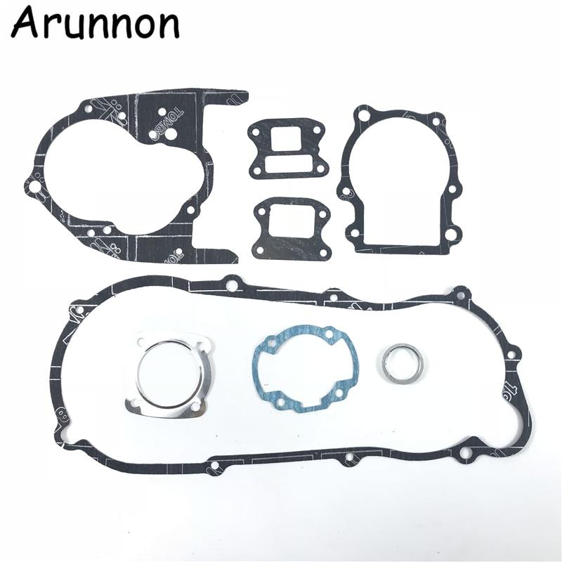 Arunnon Motorcycle Accessories Engine Gasket Set Cylinder Gasket For Honda Dio Zx Af18 Af24 Af27 Af28 Pedal Motorcycle