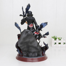 Superhero Action Figures 25CM Uchiha Itachi Kids Toy Rings