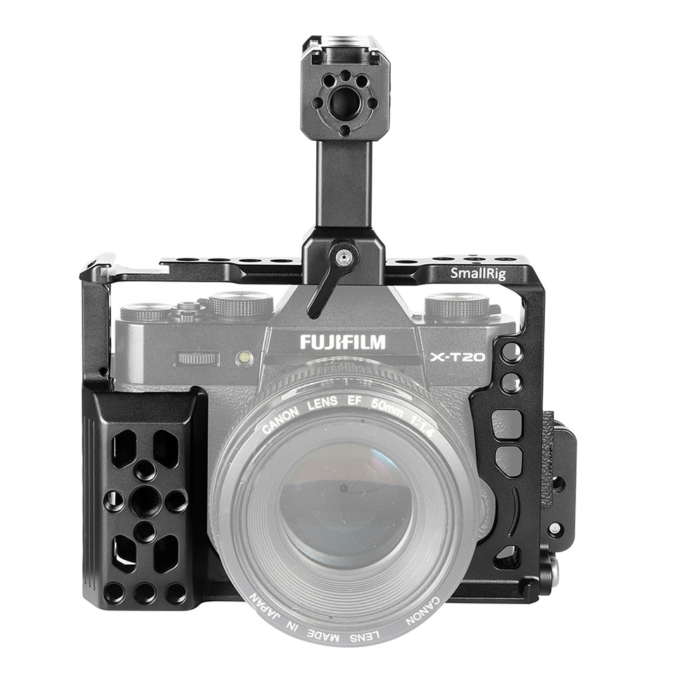 SmallRig Basic Cage Kit for Fujifilm X T20 Cage With Top Handle and HDMI Cable Clamp 2022
