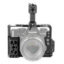 SmallRig Básico Kit para Fujifilm X-T20 Gaiola Gaiola Com Alça Superior e HDMI Cable Clamp-2022