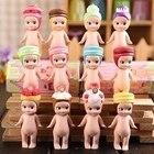 New Original 12 kinds Kewpie Doll Sonny Angel Mini Figures Laduree Collection PVC Figurines Dolls 12pcs/set Toys For Girls