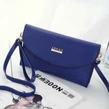 Frauen Kleine Umhängetasche Damen Handtaschen 2016 Neue Frauen Handtasche Pu-leder Frauen Messenger Bags Für frauen Geldbörse