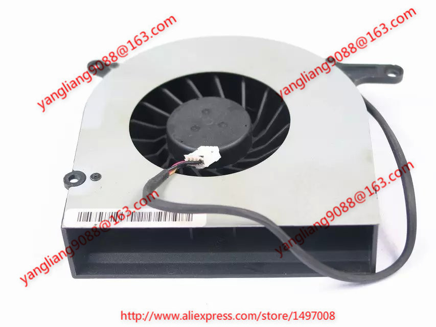 Emacro FOXCONN NFB90D12M DC 12V 0.50A     Server  Blower fan free shipping emacro sf7020h12 61as dc 12v 250ma 3 wire 3 pin connector 65mm6 server cooling blower fan
