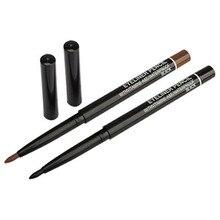 Водонепроницаемый Ротари гель крем для глаз Liner чёрный; коричневый Подводка для глаз Ручка Макияж косметическое средство