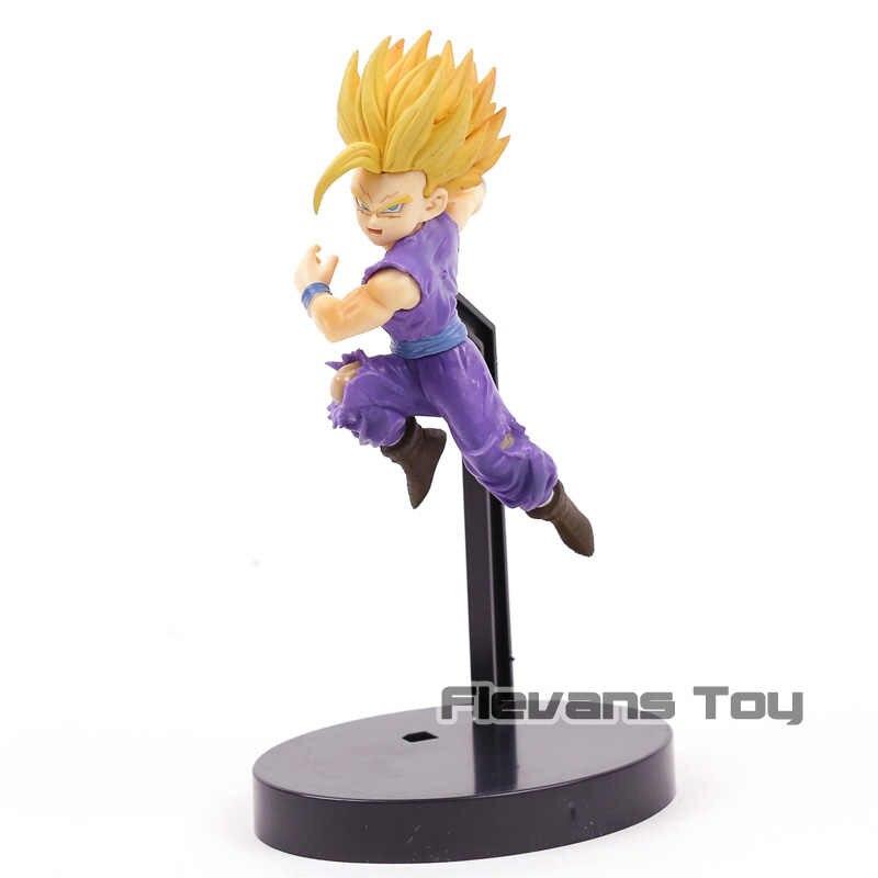 Dragon Ball Z The Super Guerreiros Son Gohan PVC Figura Collectible Toy Modelo