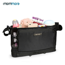 Get more info on the mommore Baby Nappy Bag Thermal Insulation Diaper Bags Waterproof Mommy Bag Black Waterproof Stroller Organizer Bag Free Shipping
