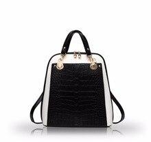 Николь и Дорис новый рюкзак женский школьная сумка женщин двойного назначения в духе колледжа моды сумка