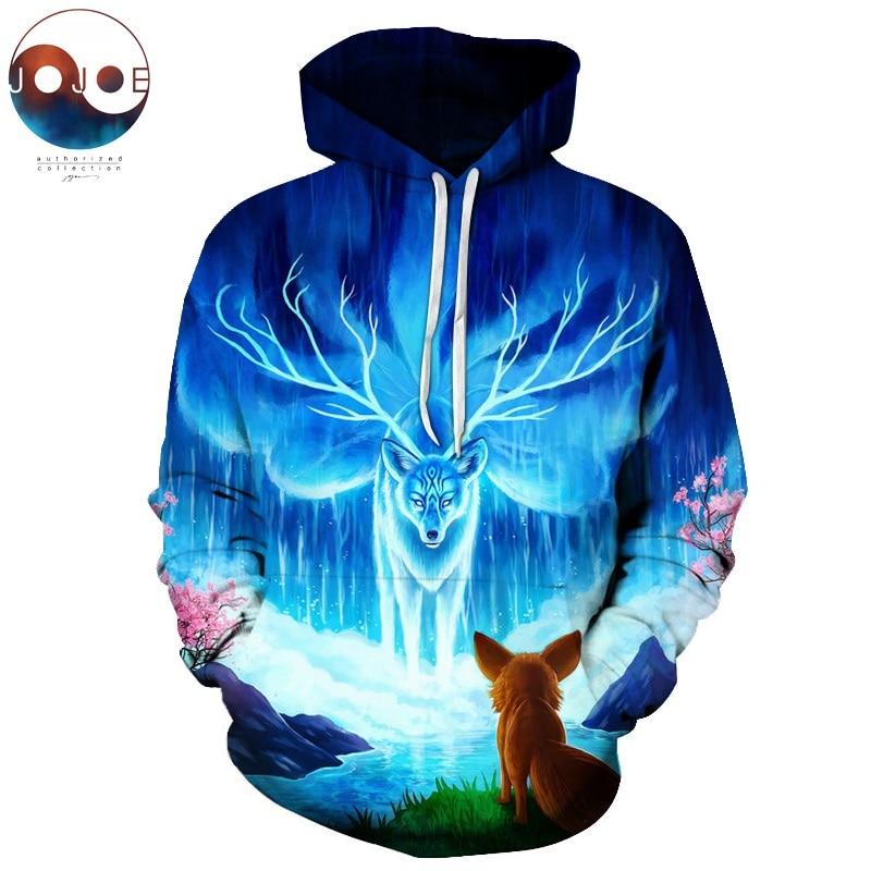 Wisdom by JoJoesart 3D Hoodies Sweatshirts Men Women Hoodie Casual Drop Ship Hoodie Brand Pullover Male Tracksuits ZOOTOP BEAR