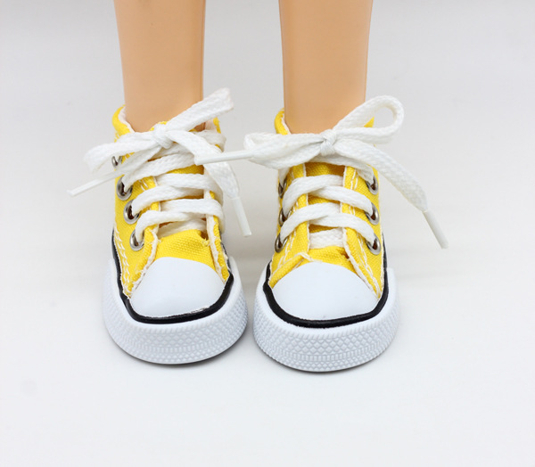 New Fashion Baby Born Doll Shoes Sport Style Shoes Canvas Shoes Fits 43 cm Zapf Dolls Baby Born and 16 American Girl 13 BJD (26)