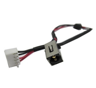 DC Power Jack Cable Port Connector For Toshiba Satellite P770 P775 P775D Laptop
