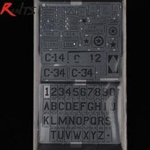 RealTS Voyager PEA120 1/35 ВТОРОЙ МИРОВОЙ ВОЙНЫ Армия США Легкий Танк Трафарету Шаблоны