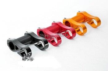 Litepro adjustable double stem folding bike stem bmx stem riser bicyle handlebar stem header civic eg