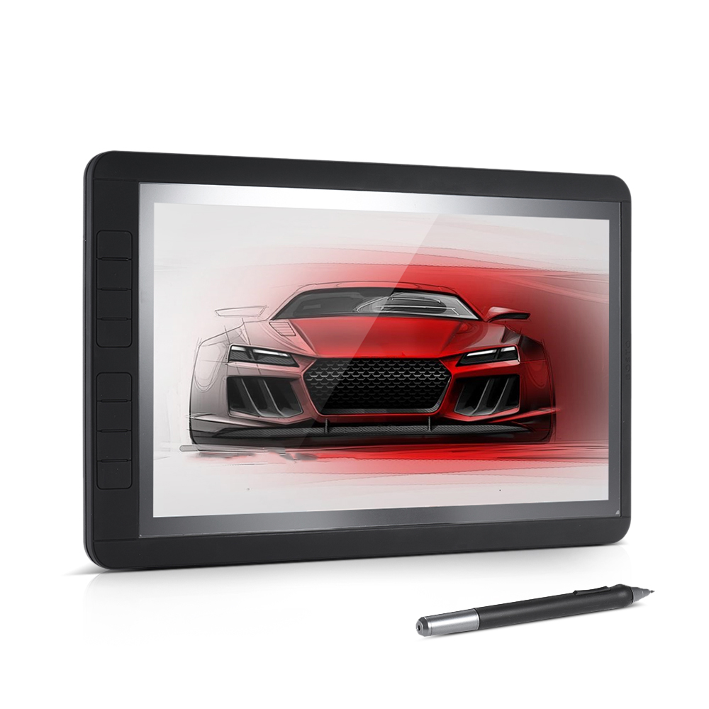 13HD 13 Inch Digital Drawing Monitor Pen Tablet Monitor Graphic Drawing Tablet Monitor IPS xp pen artist22e fhd ips pen display monitor graphics drawing tablet with 16 express keys