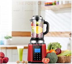 220V/50hz AUX-PB936 broken wall machine multi-function heating 2L Capacity home automatic soy milk mixer 2200W Food Mixers