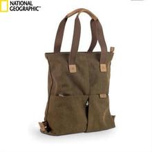 National Geographic Canvas Camera Bag Shoulder Bag Portable Handbag Multi Function Fashion Tote For Digital Camera Phone Laptop