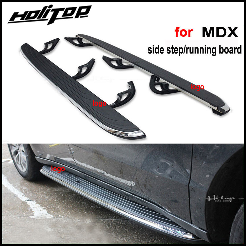 Match For Acura MDX Side Step Nerf Bar Running Board